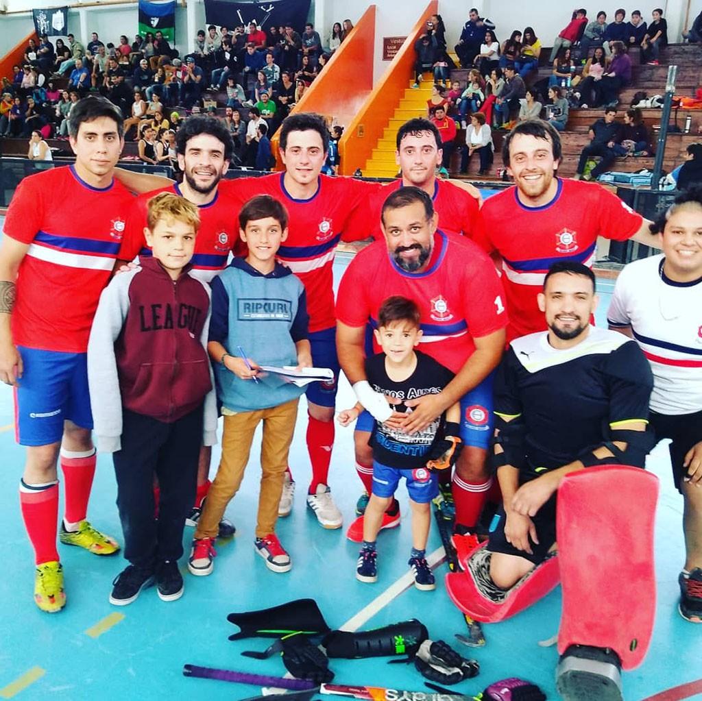 El Club Calafate Hockey CAMPEON de Patagonia Extrema