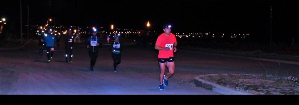 Sigue la inscripción para El Calafate Running Night 2019