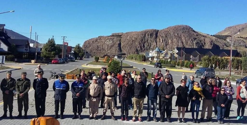 Actividades en El Chaltén por el día de la Memoria