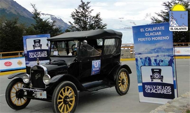 En Semana Santa se corre el 11° Rally de Los Glaciares