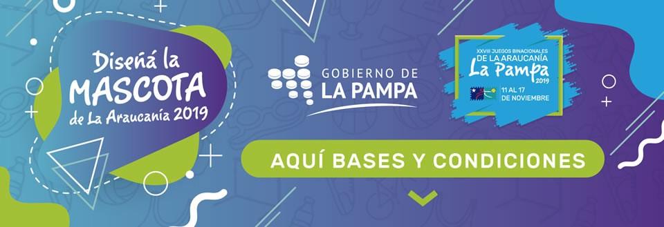 Se busca por concurso la mascota de los Juegos de la Araucanía 2019