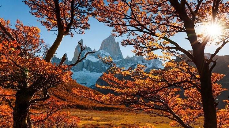 El Chaltén promociona su otoño