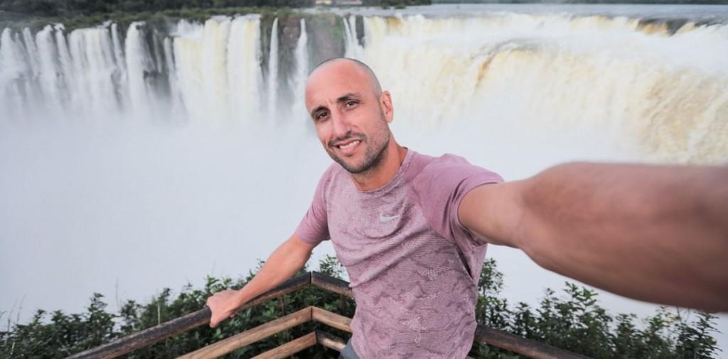 Ginobili, el anzuelo de Argentina para el mercado estadounidense