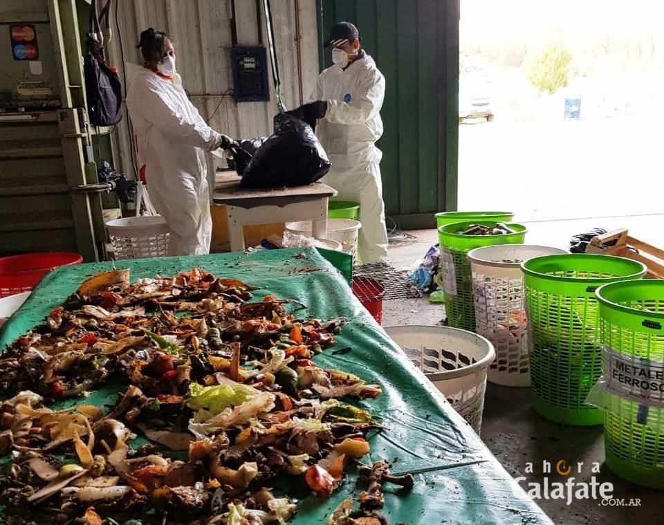 Analizaron la basura que se genera en El Calafate