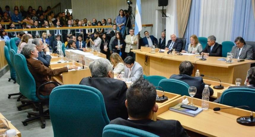 Discurso completo de la Gobernadora Alicia Kirchner