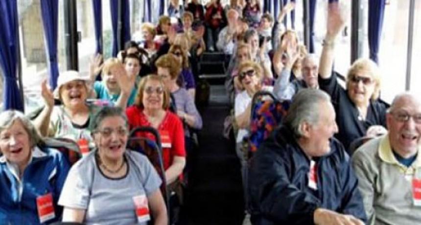 Abierta la inscripción para Turismo Social de afiliados al PAMI