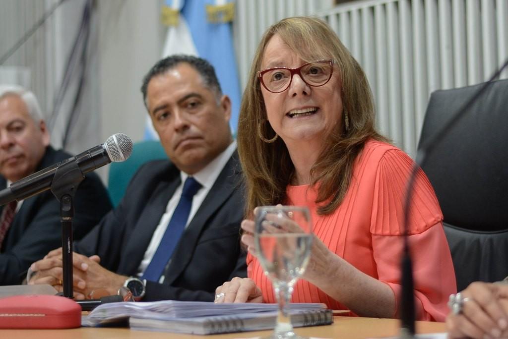 Apertura de sesiones. Temas salientes del discurso de Alicia Kirchner