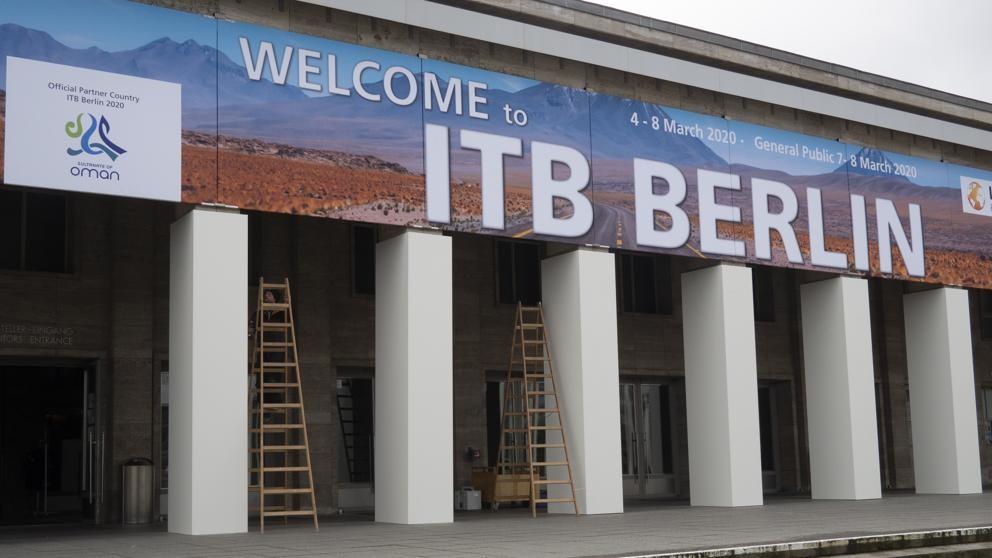 Cancelan ITB de Berlín por el Coronavirus. El Calafate iba a estar presente