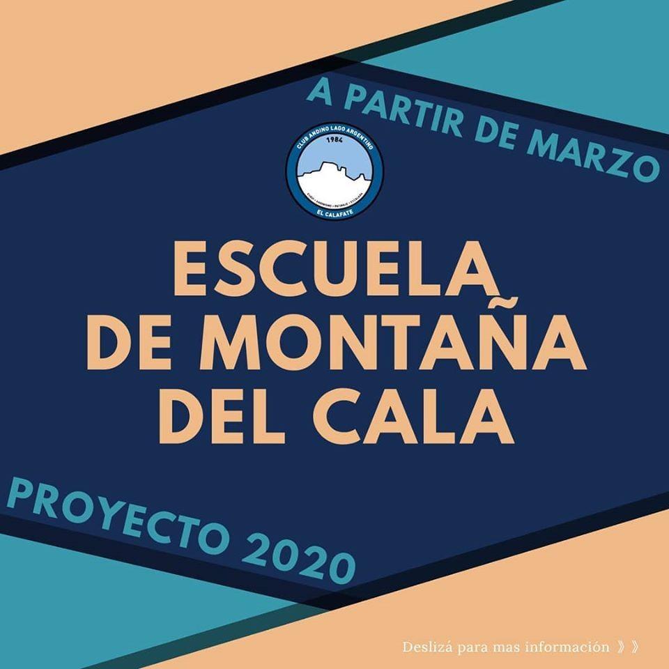 El Club Andino abrió una Escuela de Montaña
