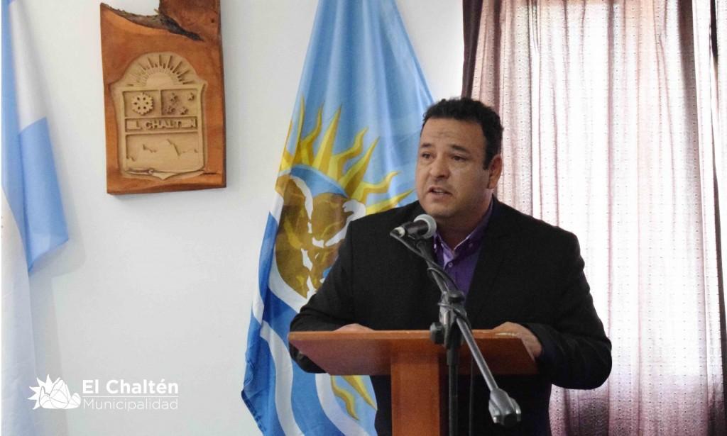 """""""El Chaltén tiene que crecer para garantizar las condiciones dignas de sus habitantes"""""""