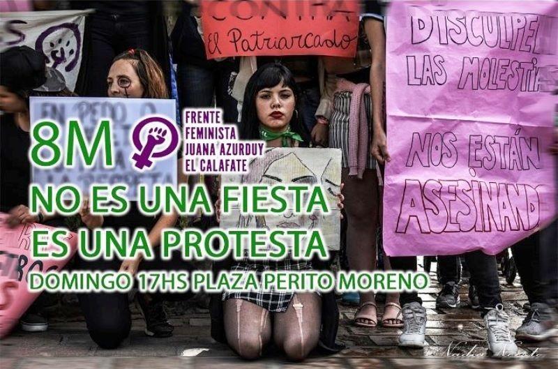 """8M. """"Queremos reivindicarlo como el Día de la Mujer trabajadora, que lucha por sus derechos"""""""
