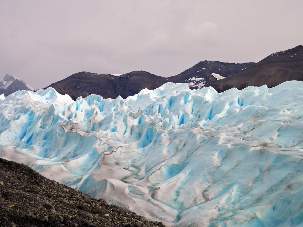 VIDEO. Estudian por qué se eleva tanto la corteza terrestre al derretirse los glaciares