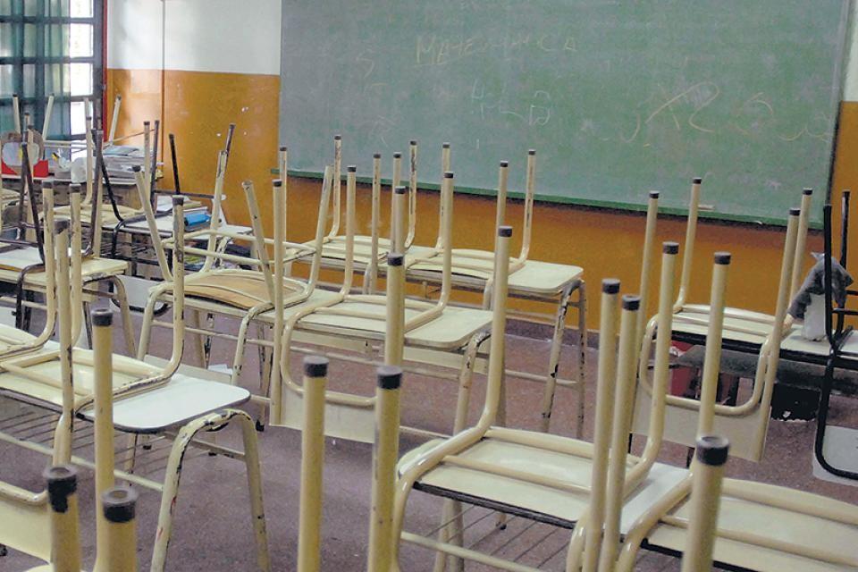 Suspenden clases en El Calafate por un día