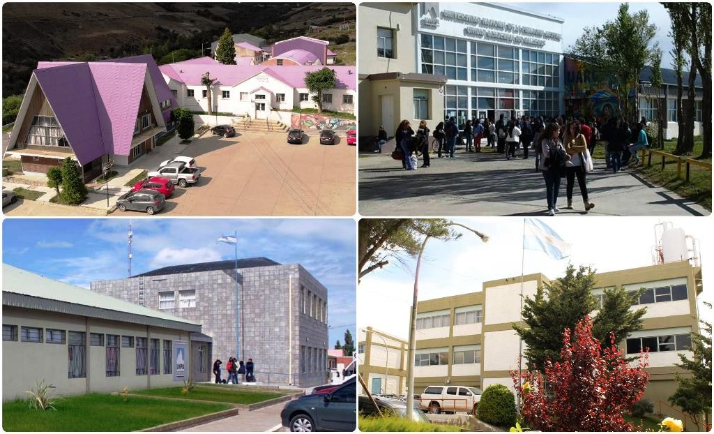COVID-19. La UNPA suspendió las clases hasta el 29 de marzo