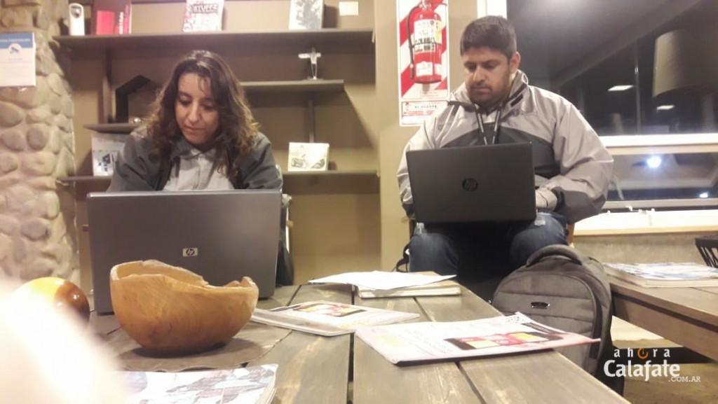 Migraciones controla a turistas extranjeros en hoteles de El Calafate