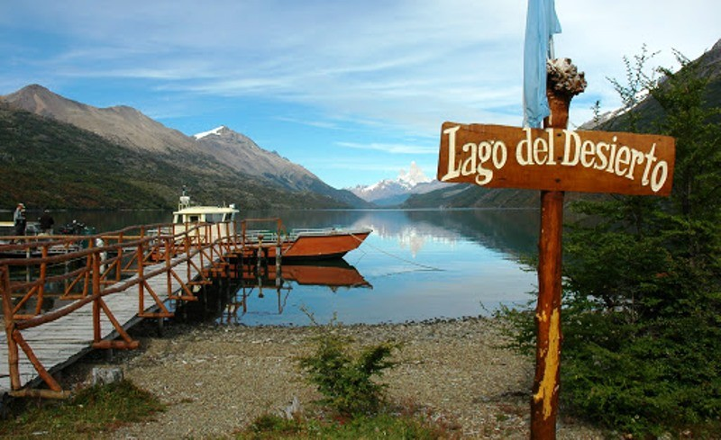También se cierra la reserva provincial Lago del Desierto