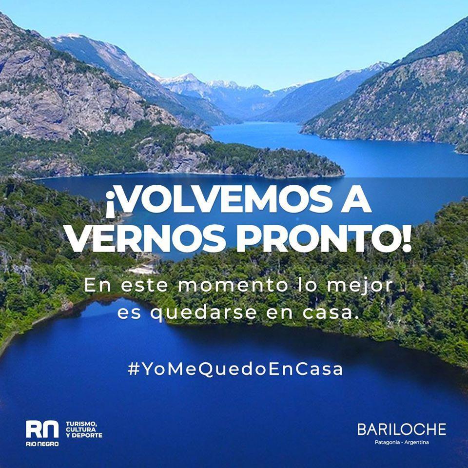 Bariloche propone visitas virtuales mientras no se pueda viajar