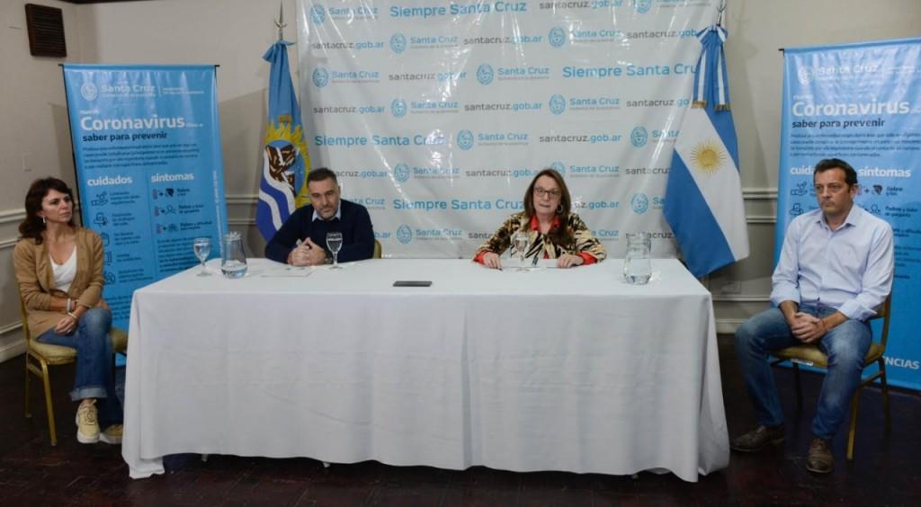 Santa Cruz declara la Emergencia Económica y Comercial