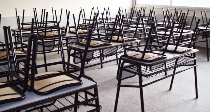 Se suspenden las clases por 15 días en todo el país