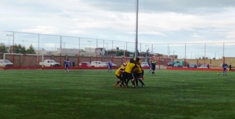 Gendarme Amarilla le ganó al Lago Argentino y NOB quedó puntero