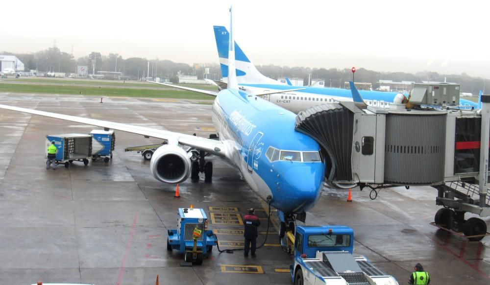 Nuevo golpe. Aerolíneas dificulta la llegada de extranjeros a El Calafate