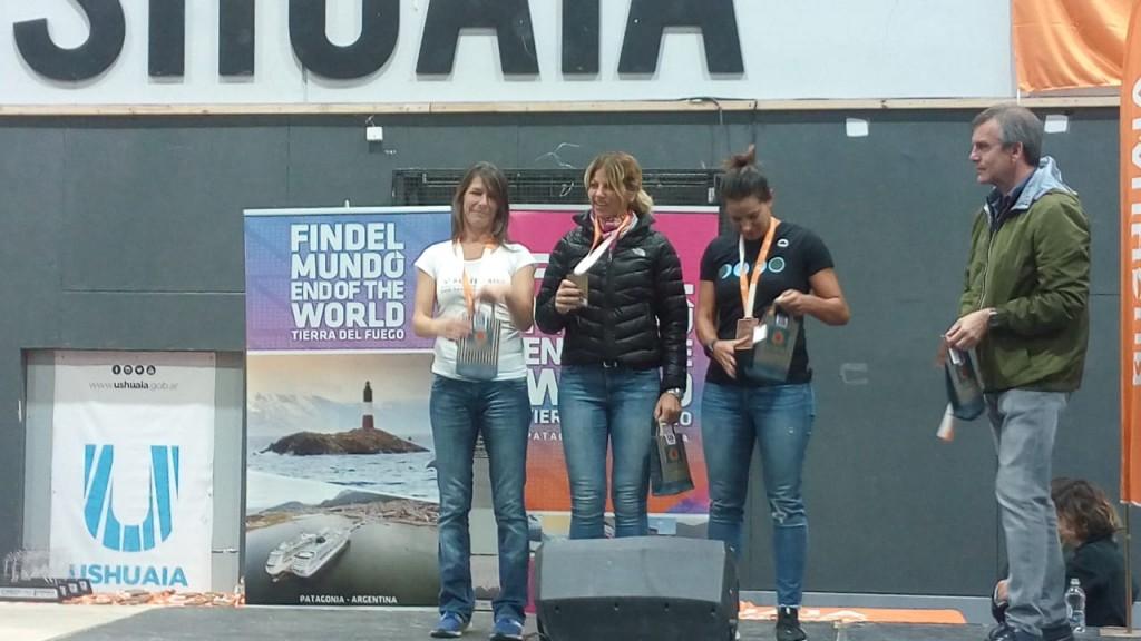Se realizo la premiación del 1er UTMB de Ushuaia