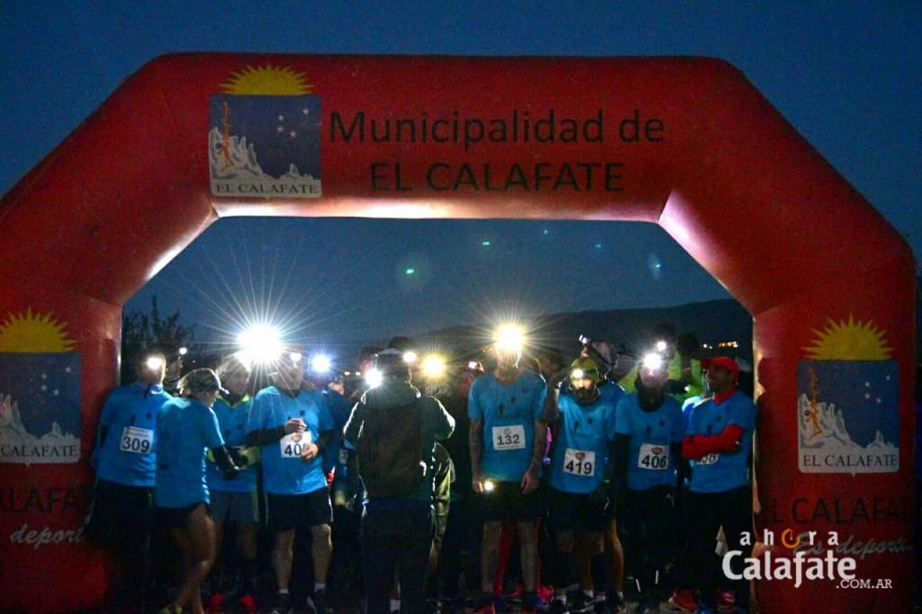 Luna brilló en la Media Maratón Nocturna