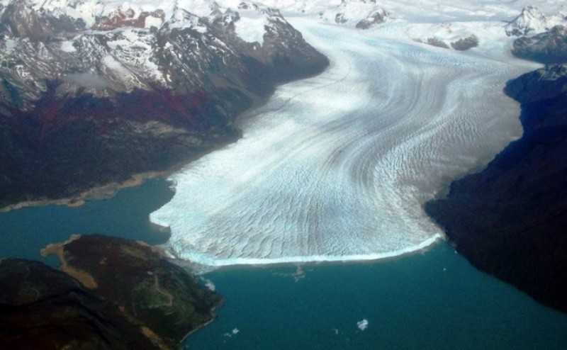 Un nuevo intento por rematar tierras cerca del Glaciar Perito Moreno