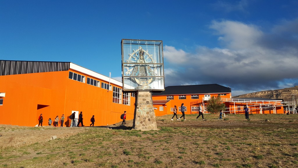 VIDEOS. Con inauguración de gimnasio se formalizó la llegada de Valdocco a El Calafate