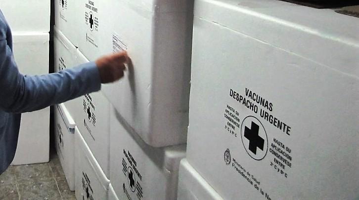 Con retraso llegan las vacunas antigripales a Santa Cruz