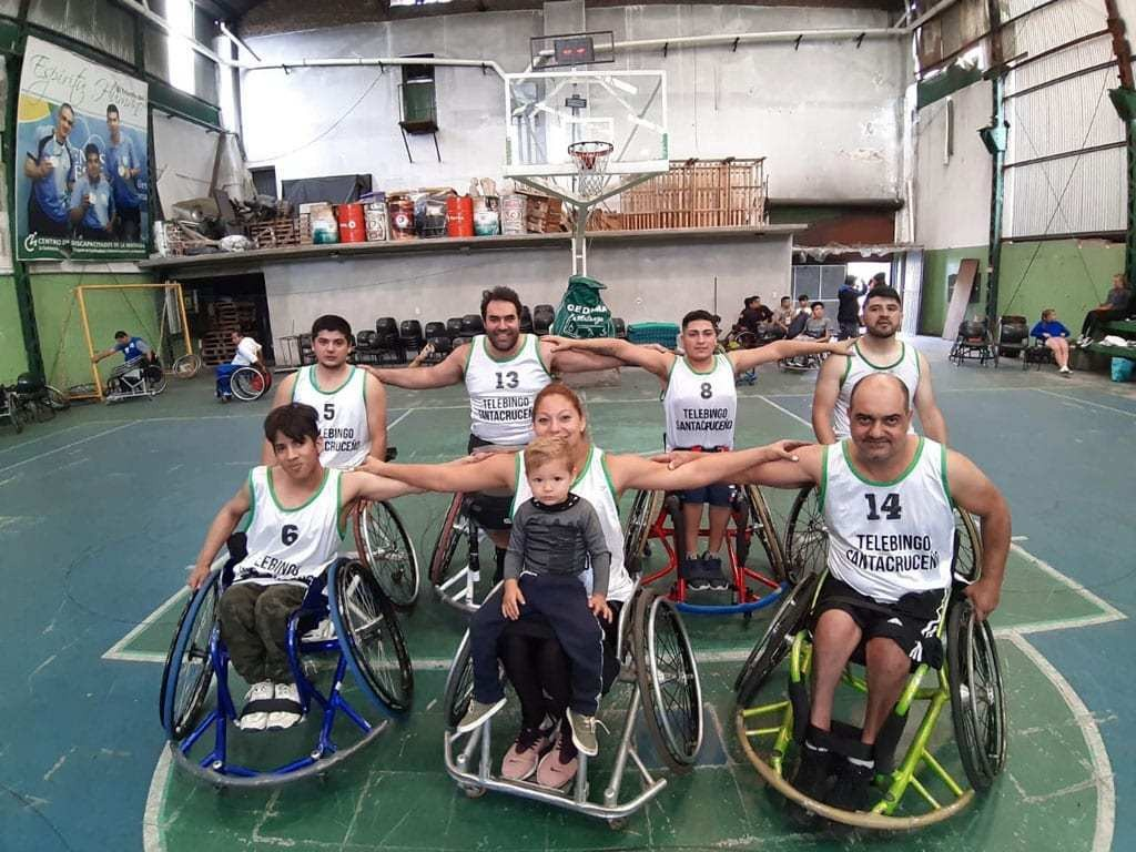 Básquet Adaptado: Crigal clasificó a la Fase Final de la Superliga