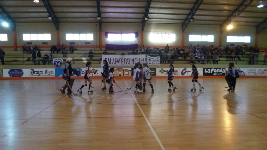 Arrancó el VIII° Torneo Nacional Don Luis Barrera de Hockey sobre Patines