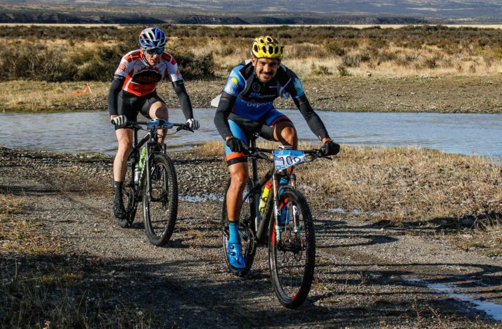 Perez Costa y Acuña ganadores de la 1era Etapa de El Calafate MTB Rally