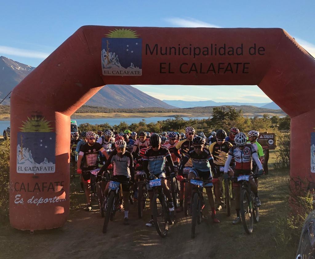 """Perez Costa y Acuña los ganadores de """"El Calafate MTB Rally 2019"""""""