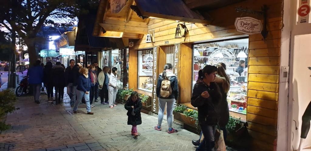 El turismo regional manda en El Calafate