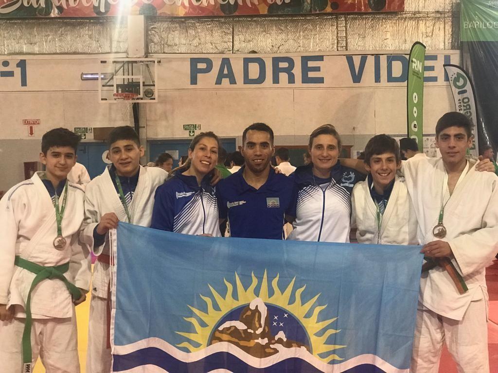 El judo masculino de Santa Cruz tercero en los Juegos EPADE