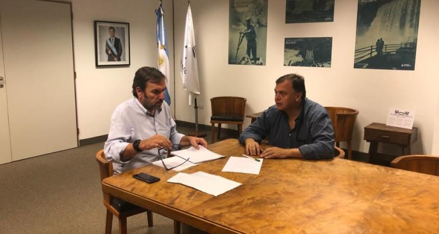 Municipio alcanza nuevo acuerdo con Parques Nacionales