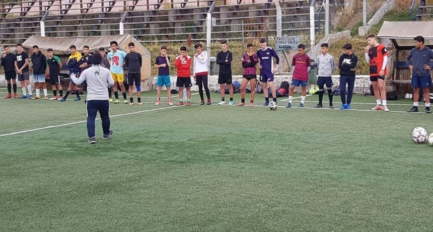El Fútbol ya tiene seleccionado para los EPADE
