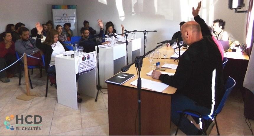 El tema de Tierras dominó la sesión en el Concejo Deliberante