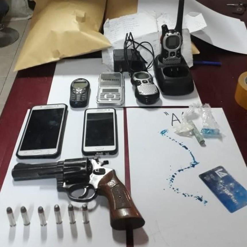 Varios allanamientos en operativo antidroga