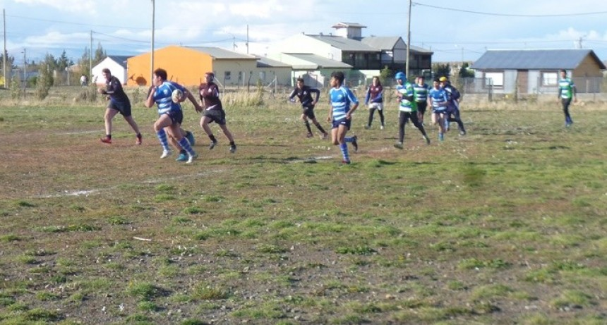 Encuentro Juvenil de Rugby y femenino en El Calafate