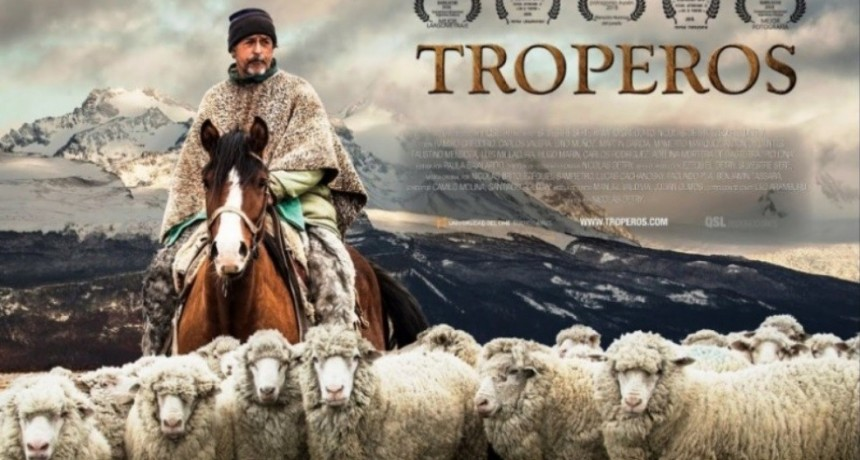 """Troperos"" se proyectará en 6 localidades de Santa Cruz"