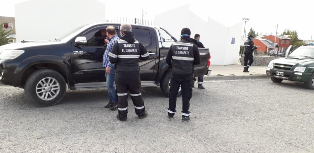 Primeros secuestros de vehículos