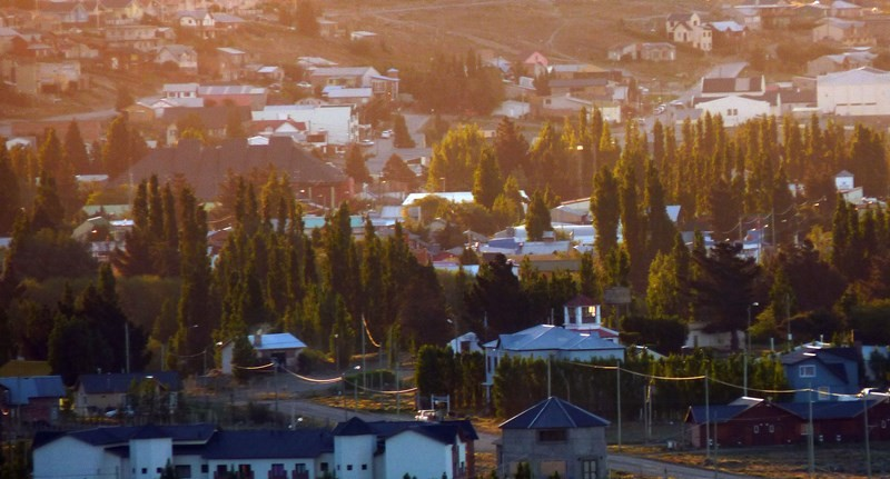 CORONAVIRUS. El Calafate tiene una de las mayores tasas de incidencia en el país