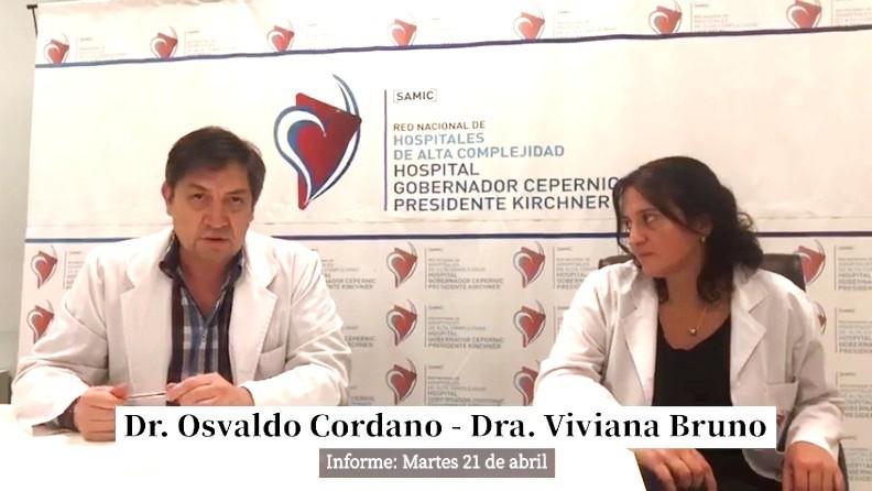Coronavirus. Ya son 14 las personas recuperadas en El Calafate