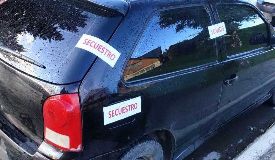 Dueños de vehículos secuestrados deberán esperar hasta que termine la cuarentena