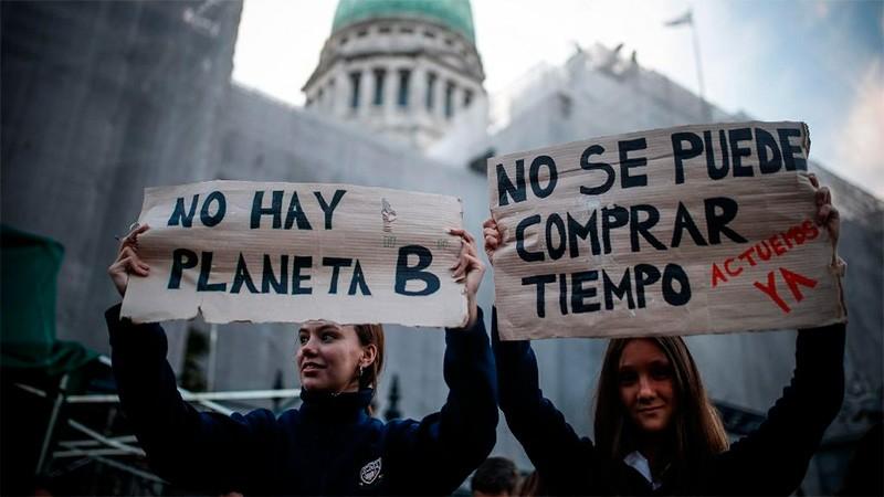 HOY: Convocan a una movilización virtual por la crisis climática y ecológica