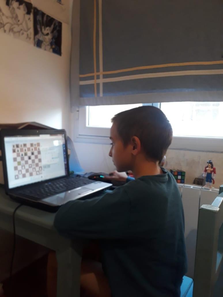 Torneo Provincial de Ajedrez digital