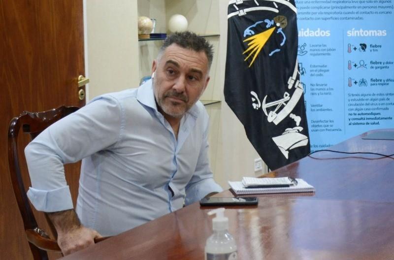 Jefe de Gabinete habló sobre el anuncio de Belloni de habilitar caminatas