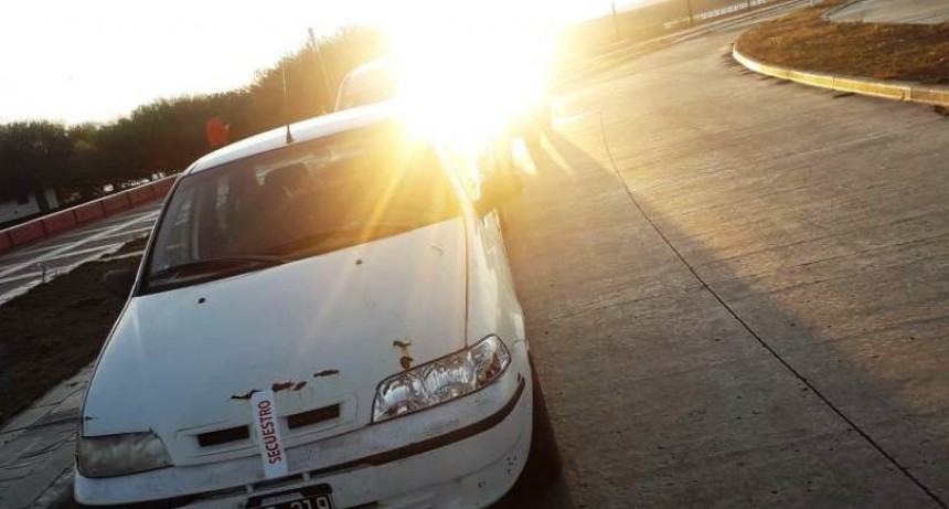 Siguen los secuestros de vehículos por no respetar la cuarentena